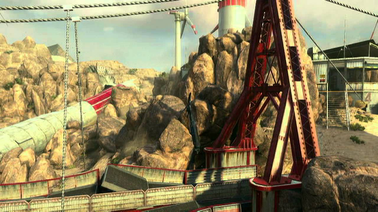 You Won't Believe This Crazy Tomahawk Kill In Black Ops II