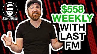 How To Make $558 A Week With Last Fm Chatting With Musicians