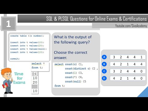 Oracle online certification exam questions and answers | Question 1 ...