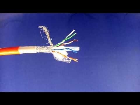 VTech CAT6 STP Cable 10G