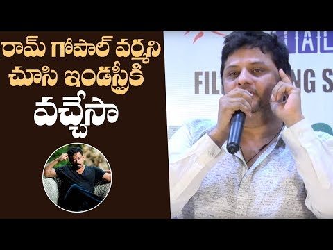 Sye Raa Director Surender Reddy About His Journey Into Movies | Manastars