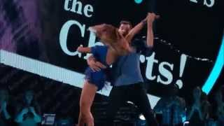 Andy Grammer & Allison - Week 4 Cha Cha