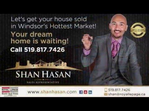 SOLD!! 1405 Marentette, Windsor - Shan Hasan - INVESTMENTS