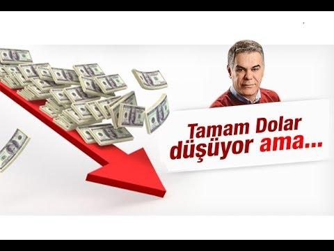 Süleyman Özışık : Dolar düşüyor ama… (видео)