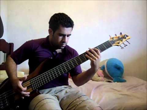 Alain Caron - Freedom Jazz Dance - bass cover Rodrigo
