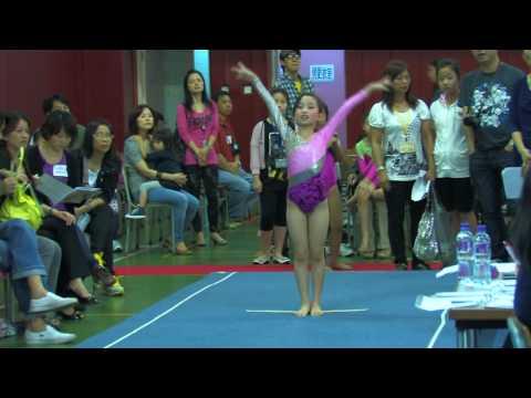 全港小學體操邀請賽 女子自由體操 19