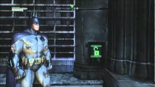 Batman Arkham City The Museum (Normal) Achievements Unlocked: None 0g.