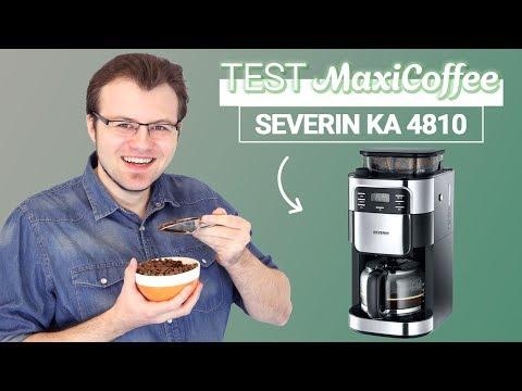SEVERIN KA 4810 | Cafetière filtre | Le Test MaxiCoffee