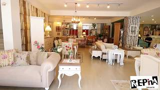 Repina Mimarlık ²⁰¹⁴   Country Furniture Store   Modern Furniture Store   Turkish Furniture