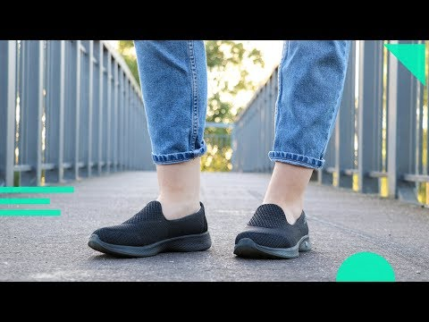 Skechers GOwalk 4 Review (Women's) | Best Comfortable & Stylish Walking Shoes For Travel?