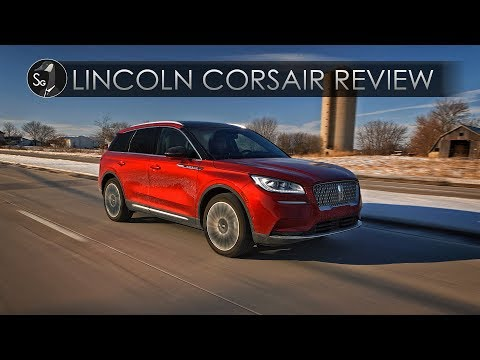 External Review Video FUK8Krn0NME for Lincoln Corsair & Corsair Grand Touring (Hybrid) Crossover