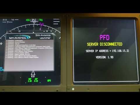 JetMax 737-800 - LEMG Approach - смотреть онлайн на Hah Life