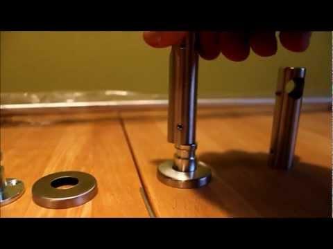 Gardinenstange montieren - NewWonder555