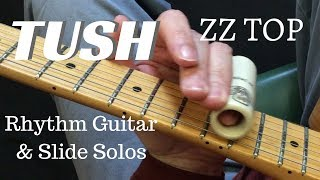Tush - ZZ Top - Guitar Cover