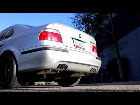 2000 BMW M5 with Billy Boat Exhaust