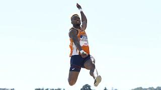 Albi 2020 : Yann Randrianasolo avec 7,91 m au saut en longueur