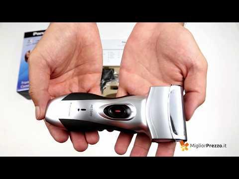 Rasoio elettrico Panasonic ES-RL21-S503 Video Recensione