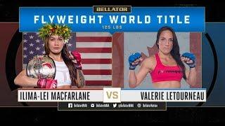 Bellator 213: Fight Highlights