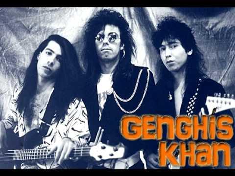 "Genghis Khan - ""La Villa Strangiato"""