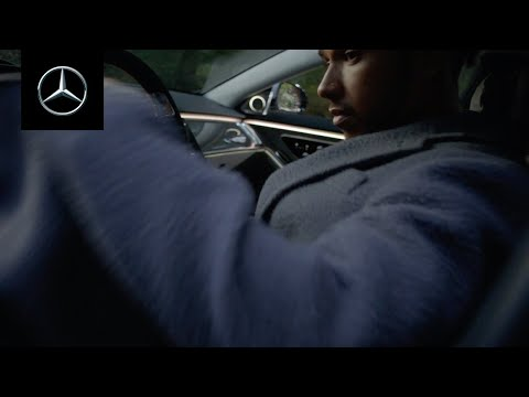 The New Mercedes S-Class with Lewis Hamilton