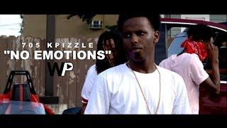 705 KPizzle - No Emotions (Dir. by @shotbywondo)