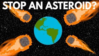 How Do We Stop Asteroids From Destroying Us? | Life Noggin On Stage! - Video Youtube