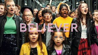 Imagine Dragons   Believer (Thunder) By One Voice Children's Choir