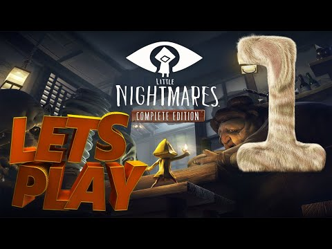 👉Little Nightmares #1️⃣\Lats Play 👍🏻\Играй с нами!!!