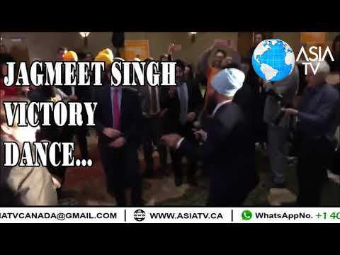 JAGMEET SINGH WINS ELECTION,NDP LEADER CANADA | ASIA TV |27-02-19