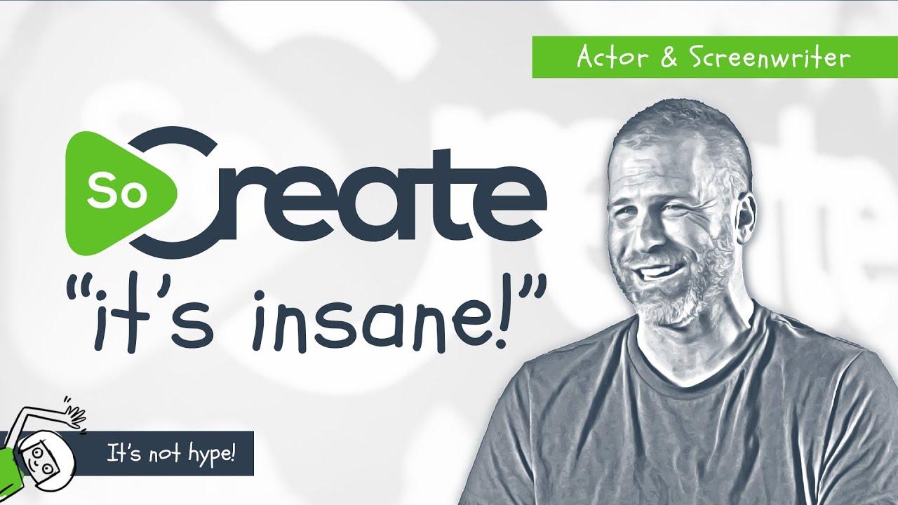 Screenwriter Adam Simon Reacts to SoCreate Screenwriting Software