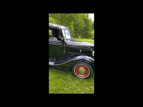 Video of '37 1/2 Ton Pickup - NL0G