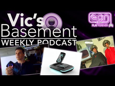 Vic's Basement Episode Image