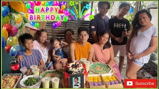 #Bheaandrada #Tatayadvancebirthdaycelebrationinheaven  Happy Birthday in Heaven Tatay