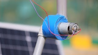 How to make a powerful water pump using 775 DC Motor