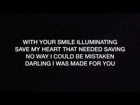 Alexander Cardinale - Made For You (lyrics)