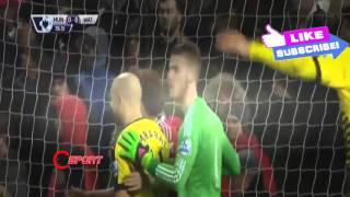 Manchester United Vs Watford 1   0 All Goals
