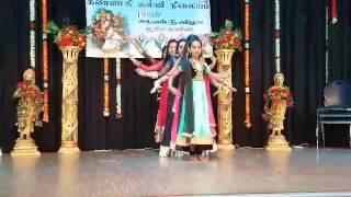 Vinnodu Mela Saththam Enna Dance S 7