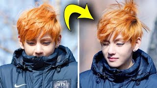 Don't Fall In Love With KIM TAEHYUNG (태형 BTS) Challenge!