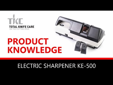 Product Knowledge/Demo - KE500 NIREY ELECTRIC KNIFE SHARPENER