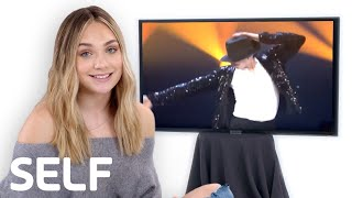 Maddie Ziegler Reviews The Internets Biggest Viral Dance Videos | SELF