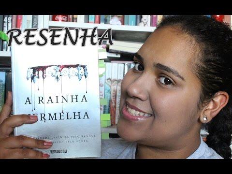 RESENHA: A RAINHA VERMELHA( Victoria Aveyard)  Um livro e nada mais
