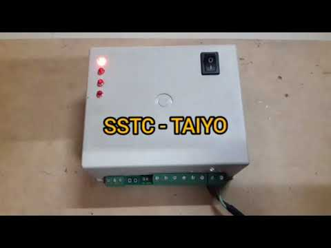Universal Automatic  water level controller