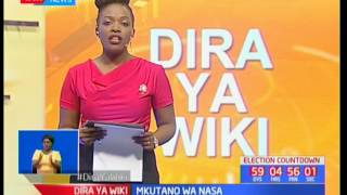 Raila Odinga apiga kampeni za NASA katika maeneo ya Taita Taveta akipinga serikali ya Jubilee