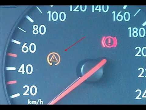 """Volkswagen Golf 4 ESP Reparatur """"Querbeschleunigungssensor G200"""""""