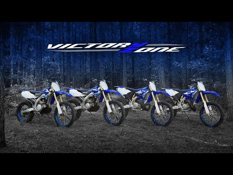2021 Yamaha YZ250X in Johnson City, Tennessee - Video 1