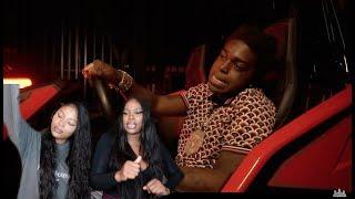 Kodak Black   Pimpin Ain't Eazy [Official Music Video] REACTION   NATAYA NIKITA