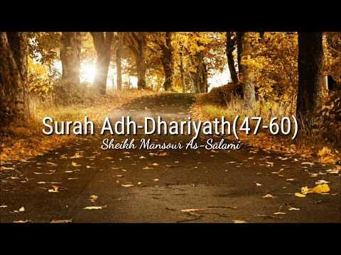 Surah Al-Yasin(77-83) beautiful quran recitation with