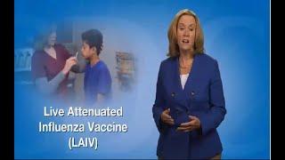 Live, Attenuated Influenza Vaccine (LAIV)