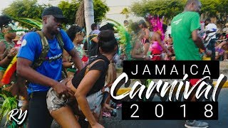 Jamaica carnival 2018 | Road March madness ( HD)