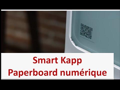 Smart Kapp - Le paperboard numérique de Smart